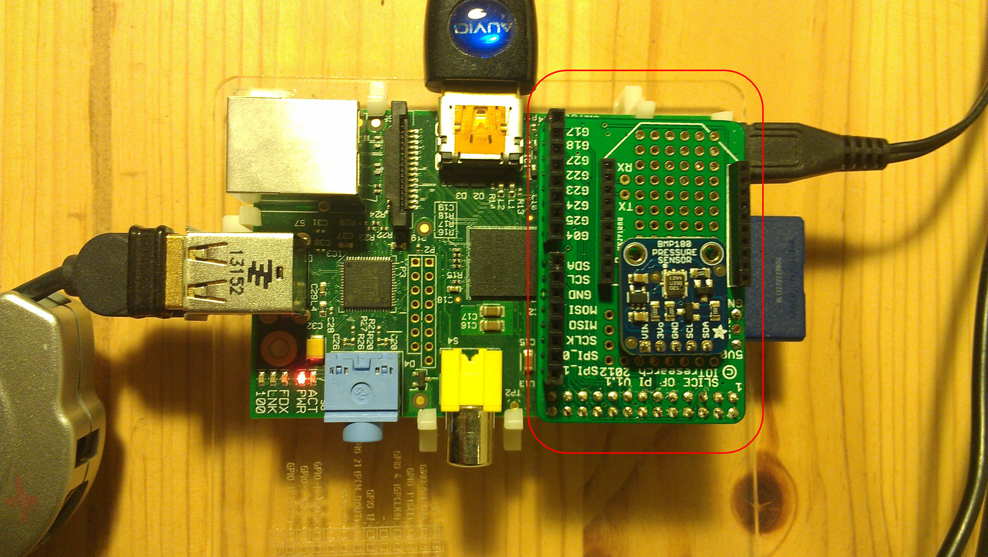 NMEA multiplexing with the Raspberry PI