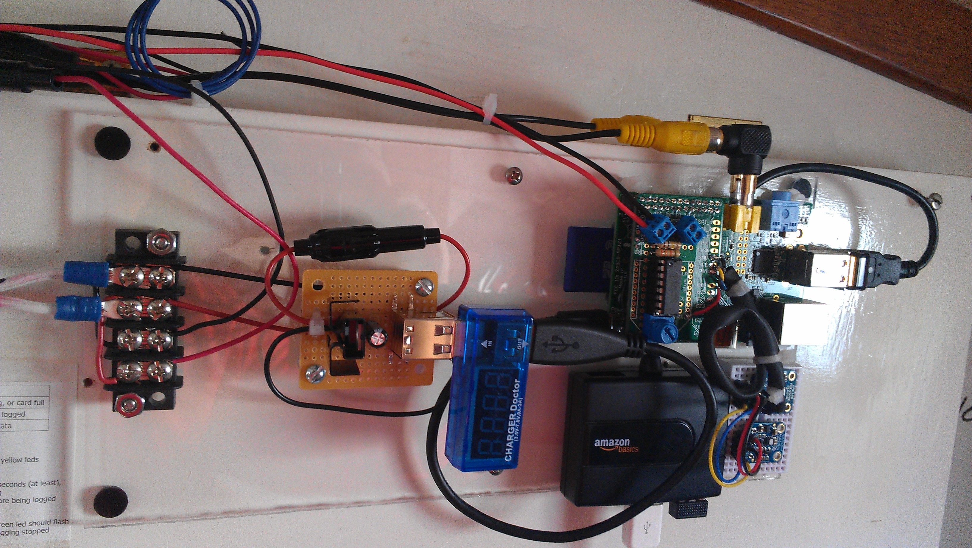 Enriching an NMEA Stream